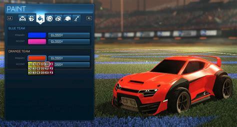 vote on r rocketleague s custom car paint rocketleague