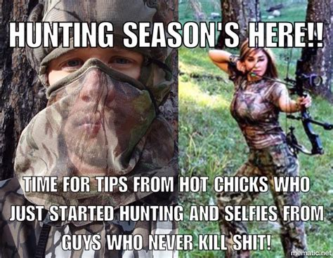hunting season meme 28 images hunting meme