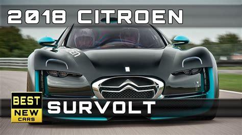 Citroen Survolt Specs by 2018 Citroen Survolt Release Dates And Prices