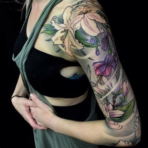 45 awesome half sleeve tattoo designs 2017