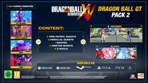 xv pc ps4 dlc walkthrough tips cheats unofficial books second dlc pack announced for xenoverse xbox