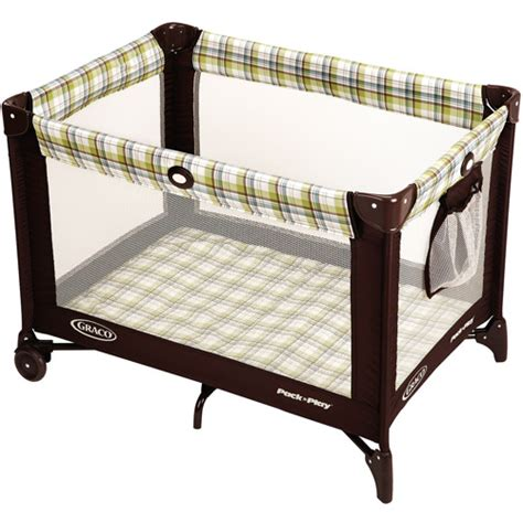 Pack N Play As A Crib by Graco Pack N Play Infant Insert Available Nantucket Baby