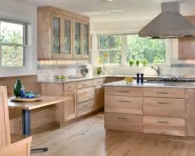 Natural Birch Cabinet Houzz