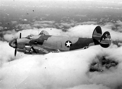 Bomber Us Army X photo us army b 34 bomber in flight 4 sep 1942 us army bombers and army