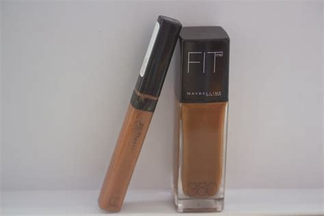 Maybelline Fit Me Concealer No 10 Dan 25 lotions potions me october 2013