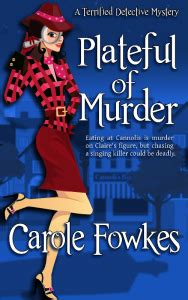 plateful of murder by carole fowkes escape with dollycas