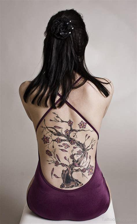 Cherry Blossom Tattoos Tattoo Designs Tattoo Pictures Blossom Tree Back