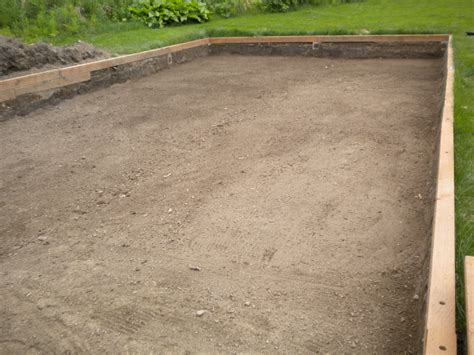 sand for backyard the quest for the backyard sand volleyball court on the