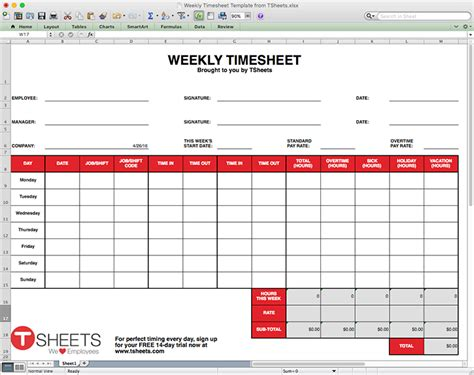 weekly timesheet template excel free microsoft excel daily timesheet templates time sheet