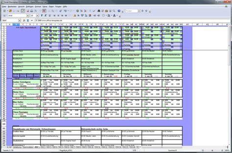 Kostenlose Vorlage Dienstplan Dienstplan Kostenlose Vorlagen Freeware De