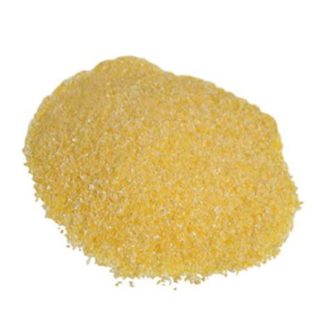 whole grain yellow corn nutritions corn flour whole grain yellow per 100 grams