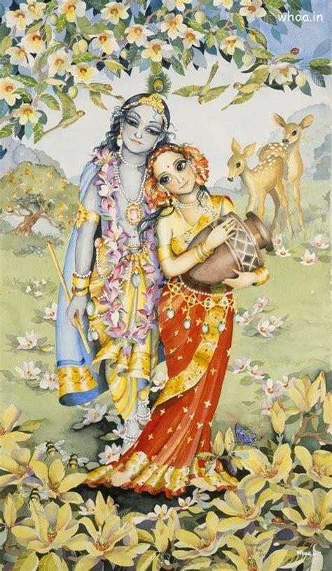 wallpaper cute radhe krishna radhe krishna wallpaper