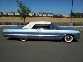 1963 Chevrolet Impala Convertible 1963 Impala Convertible Impalas