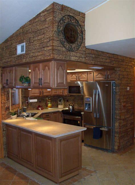 home interior designs unique kitchen unique kitchen design for small spaces with brown interior
