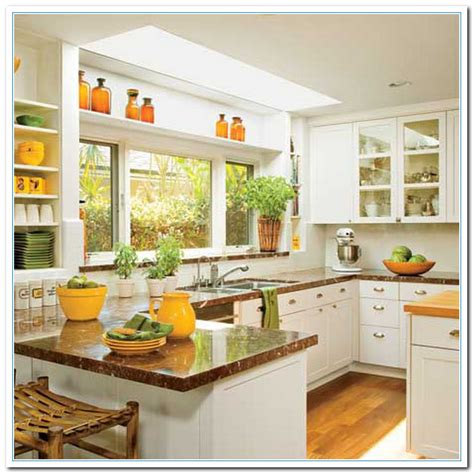 Kitchen Decorating Ideas by Working On Simple Kitchen Ideas For Simple Design Home