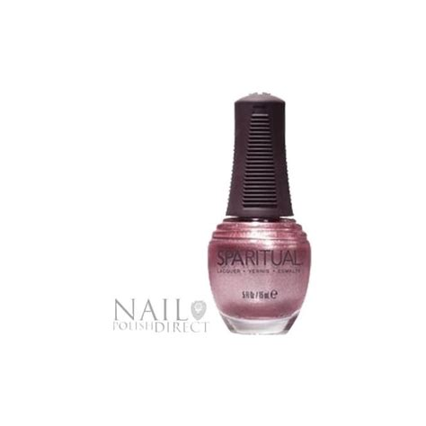 Sparituals Nail Lacquer by Sparitual Nail Lacquer Loving In Pink 286 15ml