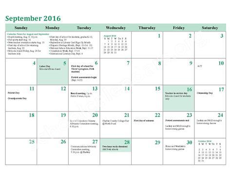 Charles County School Calendar 2016 2017 School Calendar Mattawoman Middle School
