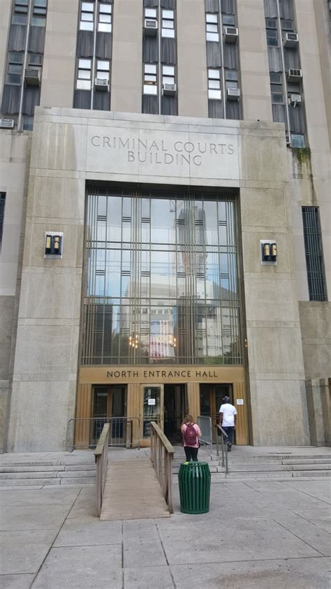 Nyc Criminal Court Search New York City Criminal Court 19 Reviews