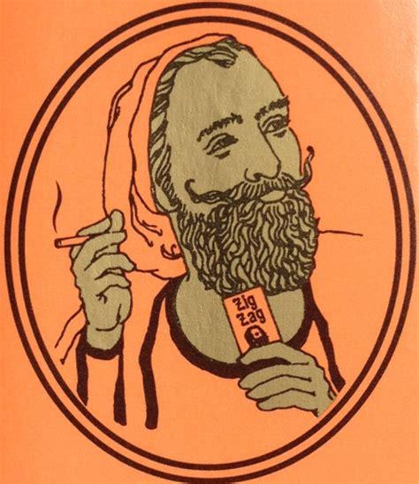 zig zag man orange joints rolling papers zig zags zig zag guy solo
