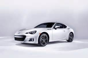 New subaru brz sports coupe first official pictures of production