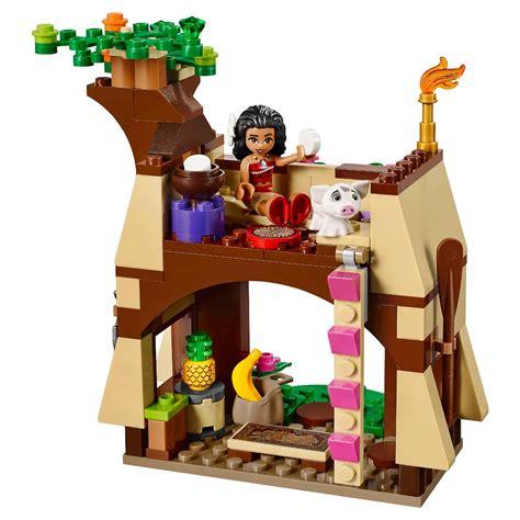 Lego Moana Disney At Moana Lego Sets