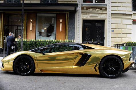 Lamborghini Or Top 9 Voitures De R 234 Ves En Or