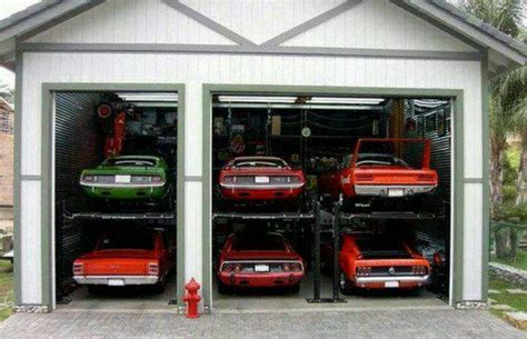 car garage retirement ideas