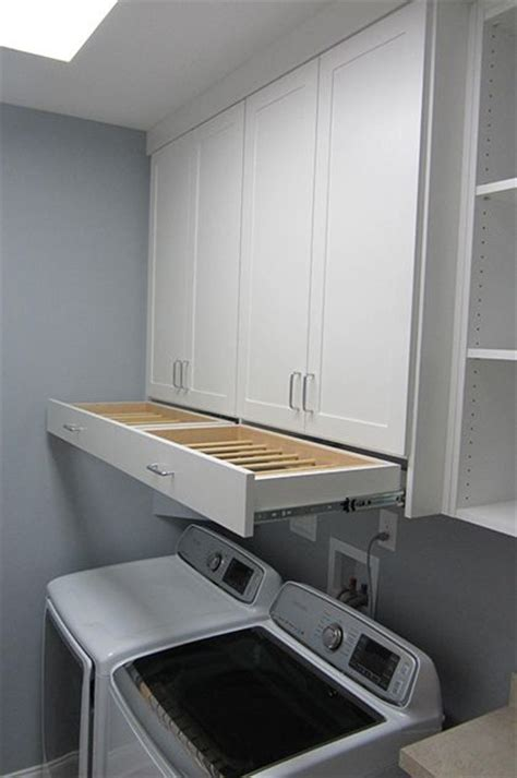laundry room drying rack ideas omg i that drying rack drawer laundry room cabinet ideas get laundry room solutions