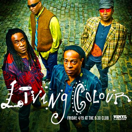 in color dc tickets tvd ticket giveaway living colour at the 9 30 club 4 19