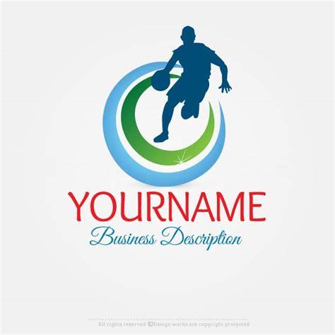 design a basketball logo online free logo maker basketball logo design