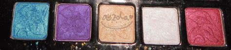 Eyeshadow Sariayu 25 sariayu 25 eyeshadow palette review fullfrontal1987