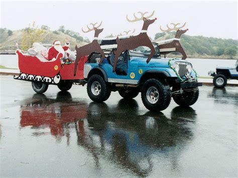 jeep wrangler raindeer merry from ajor ausjeepoffroad jeep news australia and new zealand