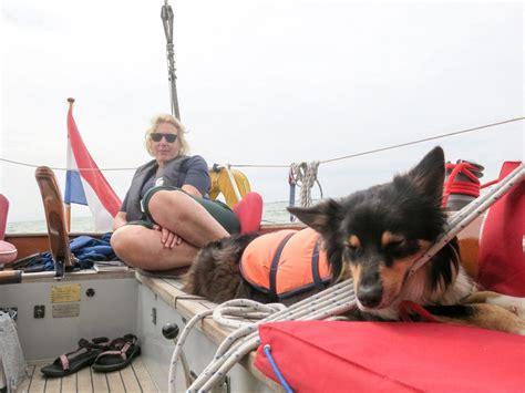 scherp aan de wind varen markermeer www zeilen schoonveld nl