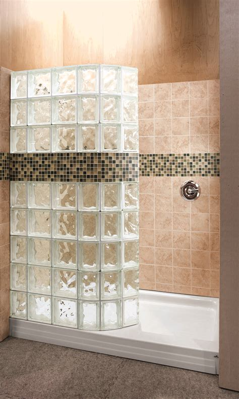 Glass Block Bathroom Designs by 77 Best Bathrooms With Glass Block Images On