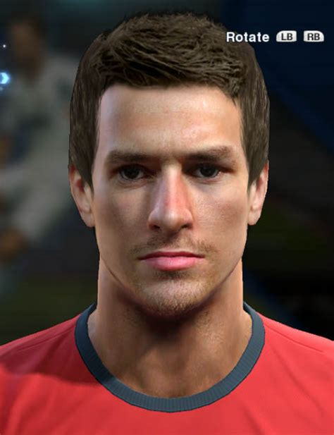 pes 2013 hairstyle pes 2013 aaron ramsey hd face by zimon pes patch