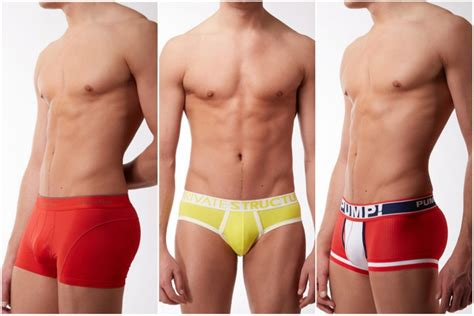 whats hot in color what s hot for april at mensunderwearstore underwear