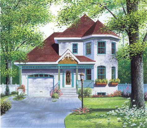 3 Bedroom Floor Plans With Bonus Room by Victorian Style House Plans 1508 Square Foot Home 2