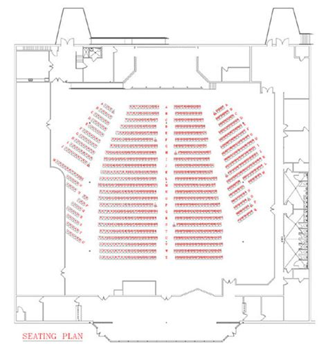 town seating chart get tickets to don williams at mill town