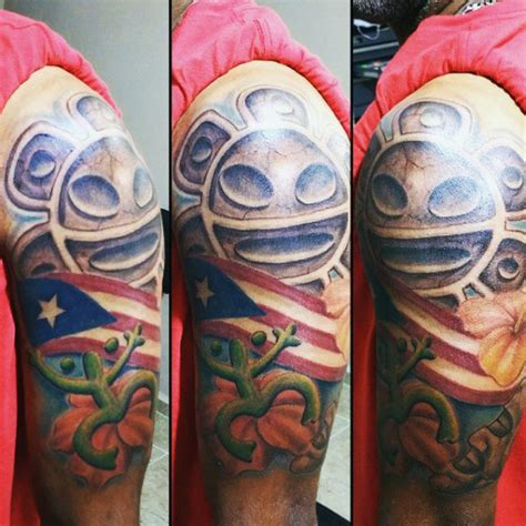 puerto rican tribal tattoo 80 taino tattoos for cultural ink design ideas