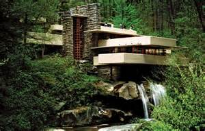 casa de la cascada fallingwater la segunda guerra frank lloyd wright modern architecture home design