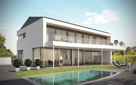 villa bauen luxus villa moderne villa stadt villa