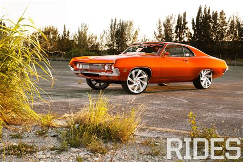 Lone Ford by 1970 Ford Fairlane Lone Rides Magazine