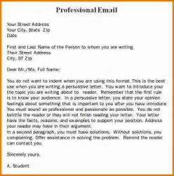 professional email template 3 professional business email format expense report