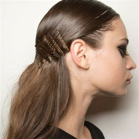 Hair Pins Hairstyles by 40 Amazing Bobby Pins Hairstyle Ideas To Transform Your