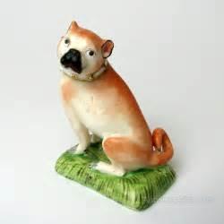 porcelain pug antiques atlas pair derby porcelain pug dogs c1815