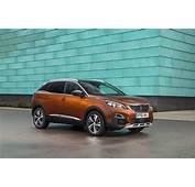 New Peugeot 3008 SUV  Robins And Day