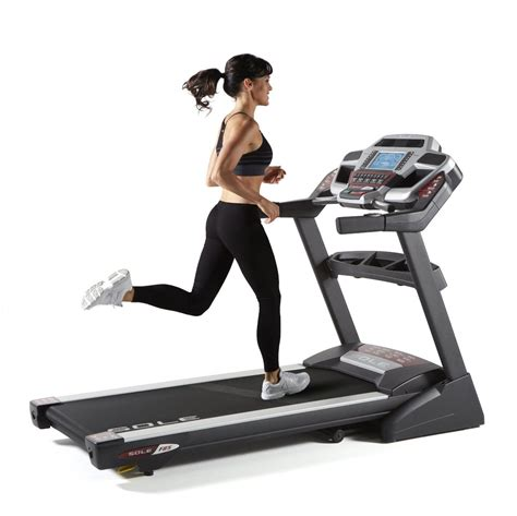 how to a on a treadmill sole fitness f85 folding treadmill review