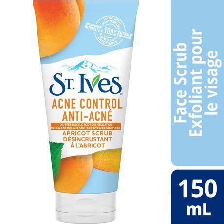 Scrub Muka St Ives st ives blemish apricot scrub walmart canada