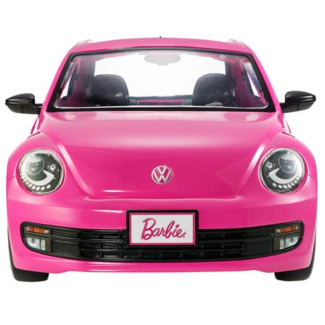 barbie cars with back barbie doll new volkswagen beetle vehicle 163 40 00
