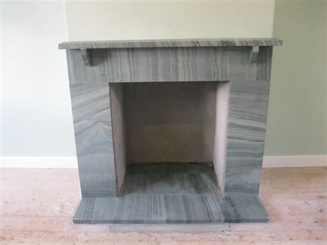 Slate Fireplace Hearth by Fireplaces And Hearths Saddleback Slate